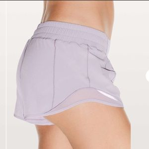 Lululemon Hotty hot shorts 11 2.5